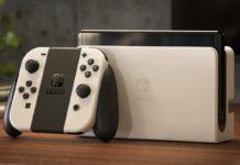 Nintendo presenta il nuovo Switch con schermo OLED