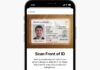 iOS 15, funzioni avanzate di riconoscimento volti per memorizzare patente e carta d'identità