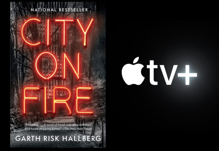 """L'adattamento del romanzo """"City on Fire"""" arriverà su Apple TV+"""