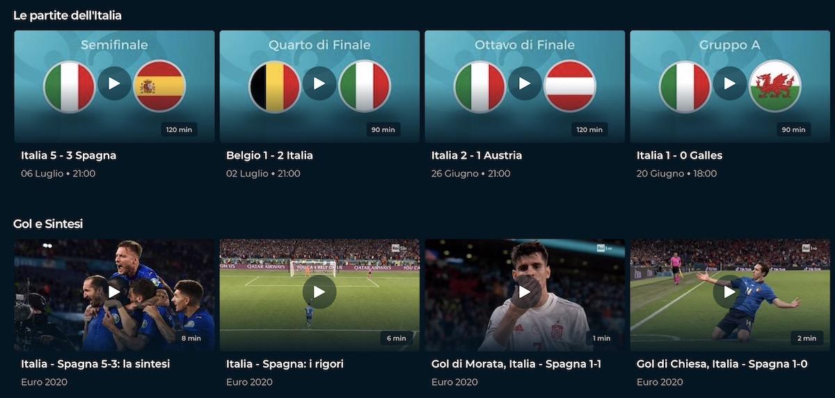 Come tifare Italia e vedere la finale degli Europei tra proiettori, streaming e decoder