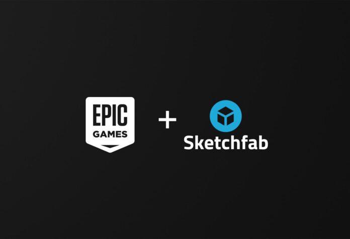 Epic Games acquista la piattaforma di asset 3D Sketchfab