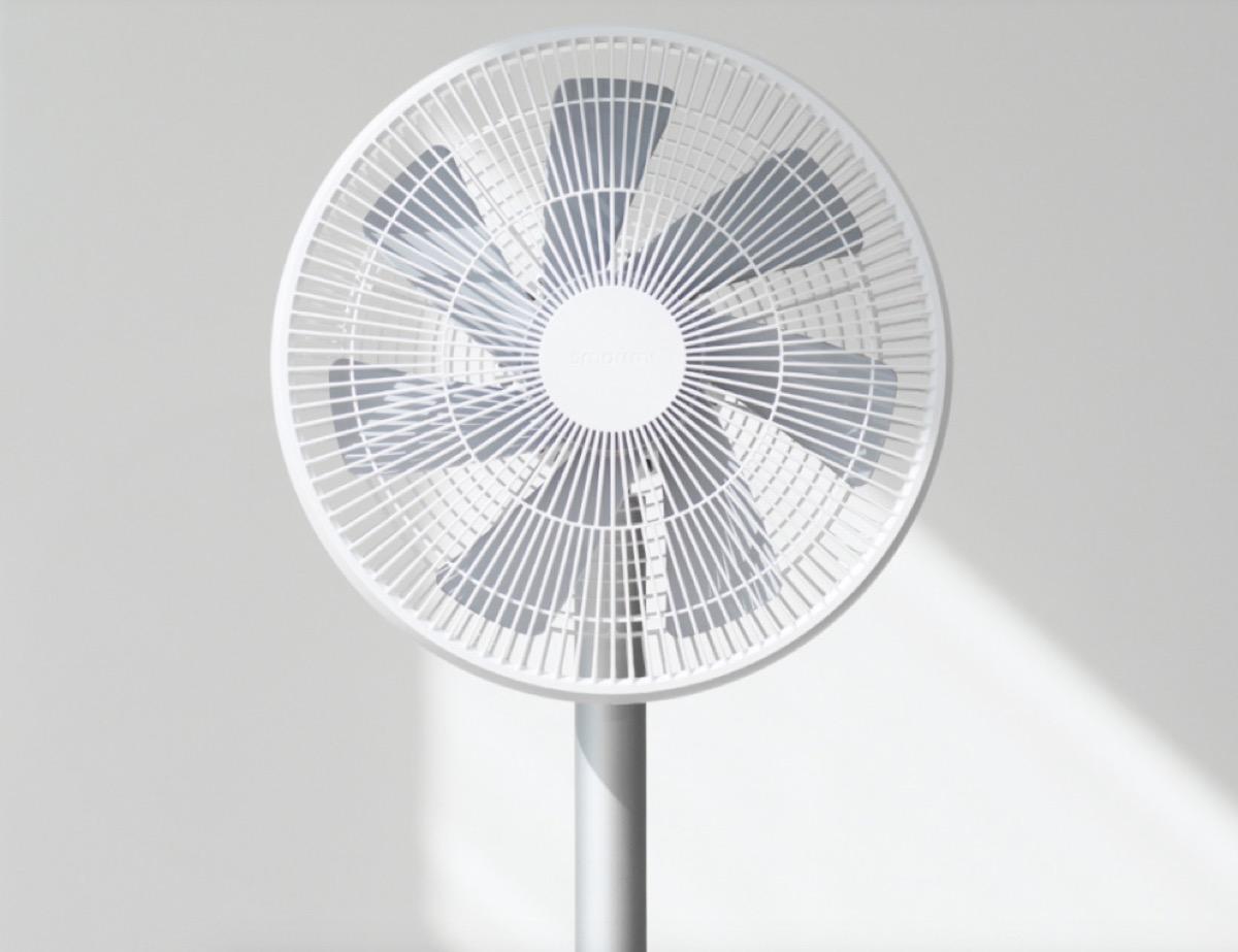 In offerta Smartmi 2S, il ventilatore smart che vi salva in estate a 128 euro