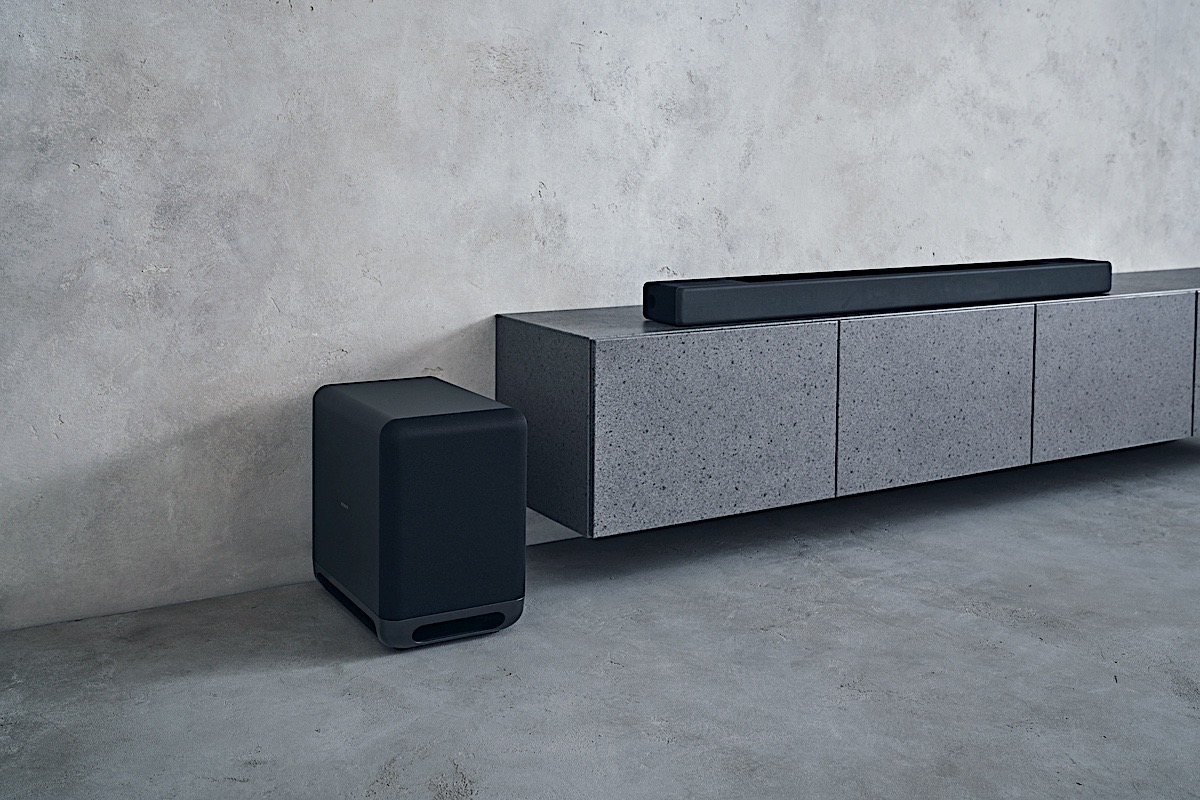 L'ultima soundbar top di Sony supporta Dolby Atmos e 360 Reality Audio