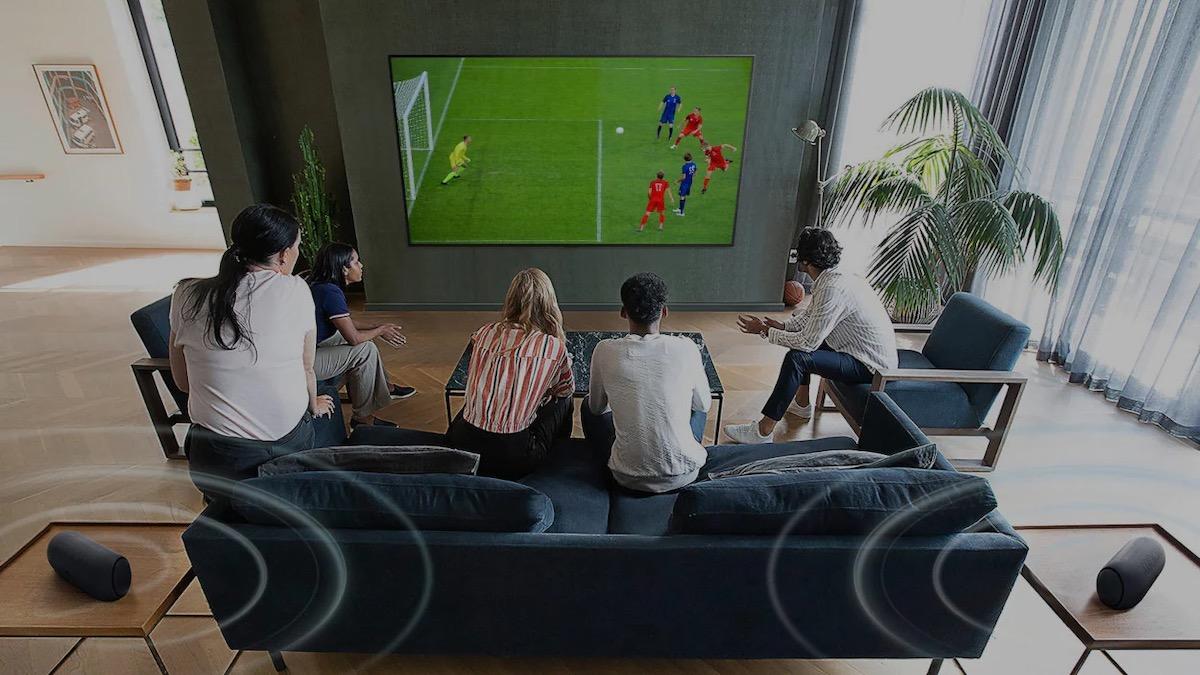 Le TV LG con Sports Alert vi notificano  …