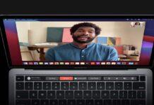 Futuri MacBook Pro 14″ e 16″ con webcam 1080p
