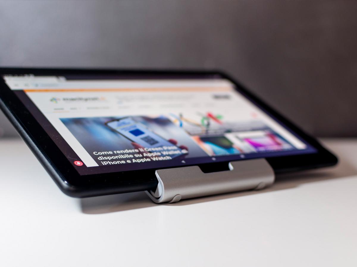 Recensione Amazon Supporto portatile inc …