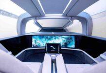 Robocar è il concept di un nuovo robotaxi a guida autonoma di Baidu