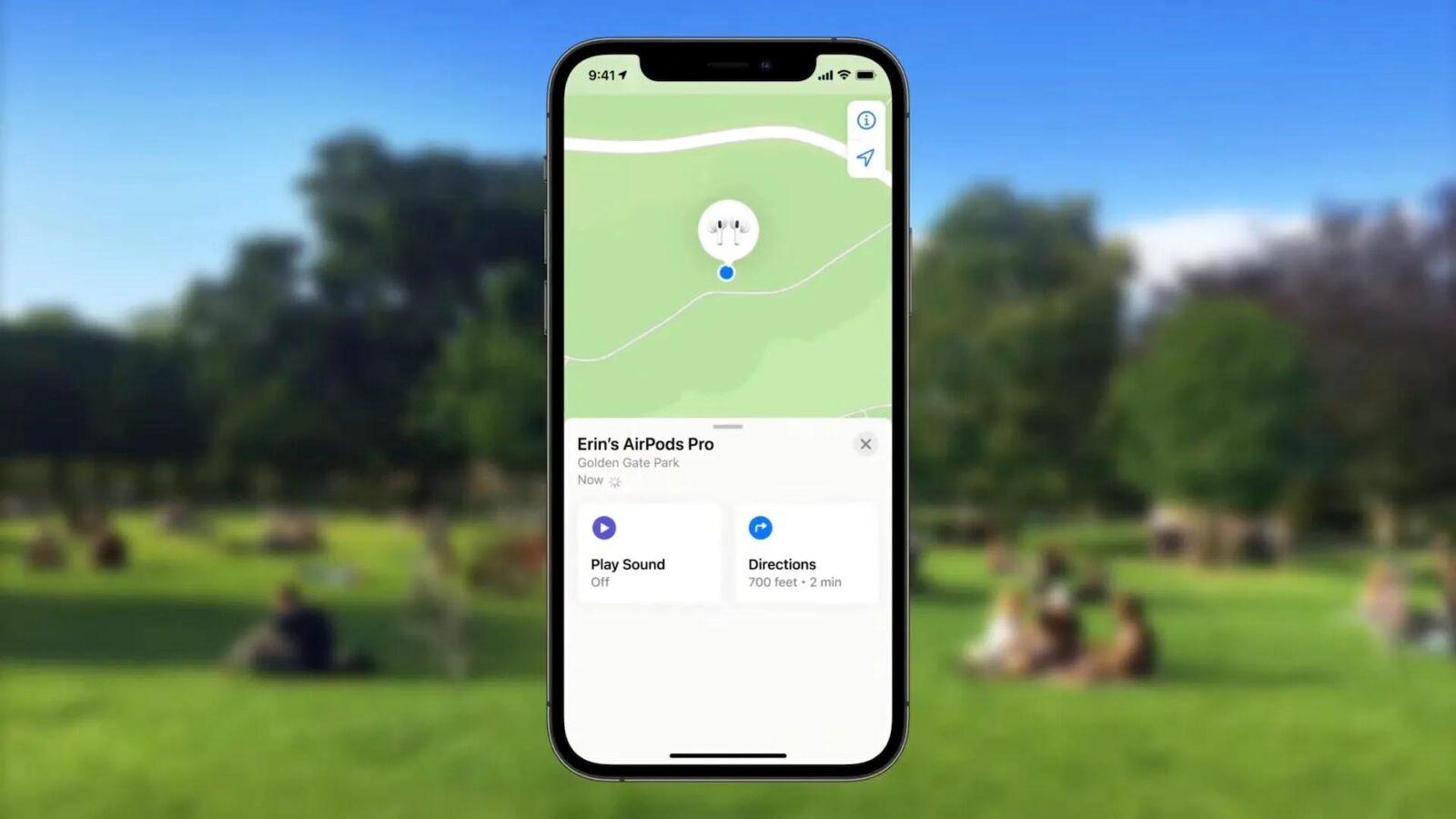 """AirPods Pro e AirPods Max nella rete """"Dov'è"""" con iOS 15"""