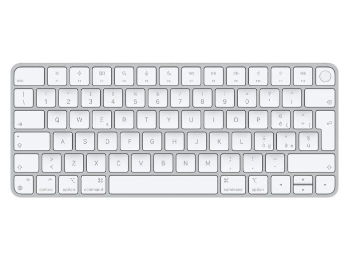 Apple vende la tastiera Magic Keyboard con Touch ID