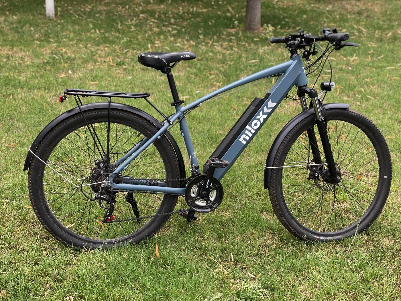 Recensione Bici Elettrica Nilox X7: la s …