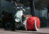 Piaggio, nuova tecnologia con sensori destinati a robot e sistemi di guida per moto e scooter