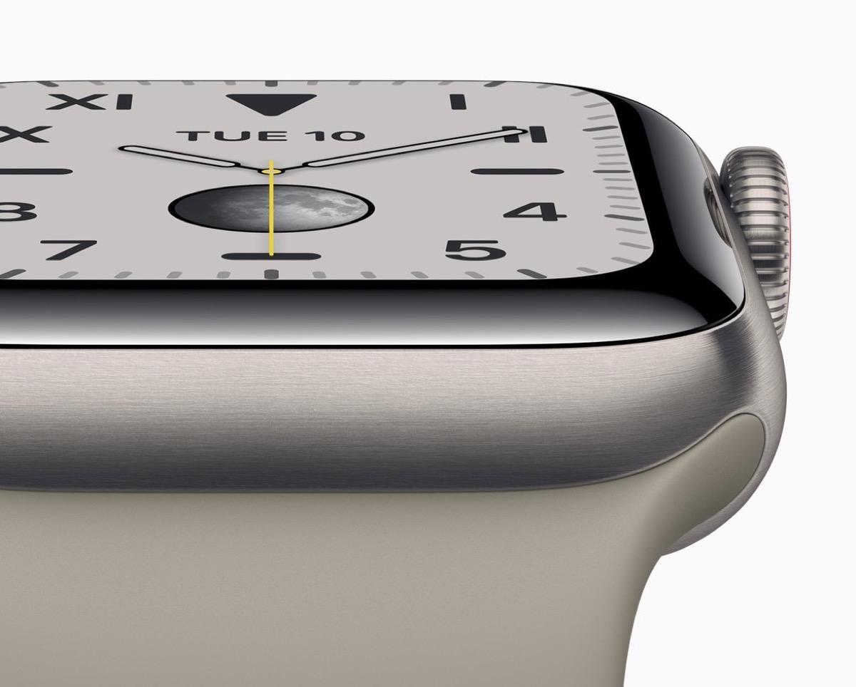 Apple Watch in titanio non è più dispo …
