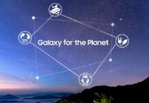 Galaxy for the Planet è la visione di sostenibilità di Samsung