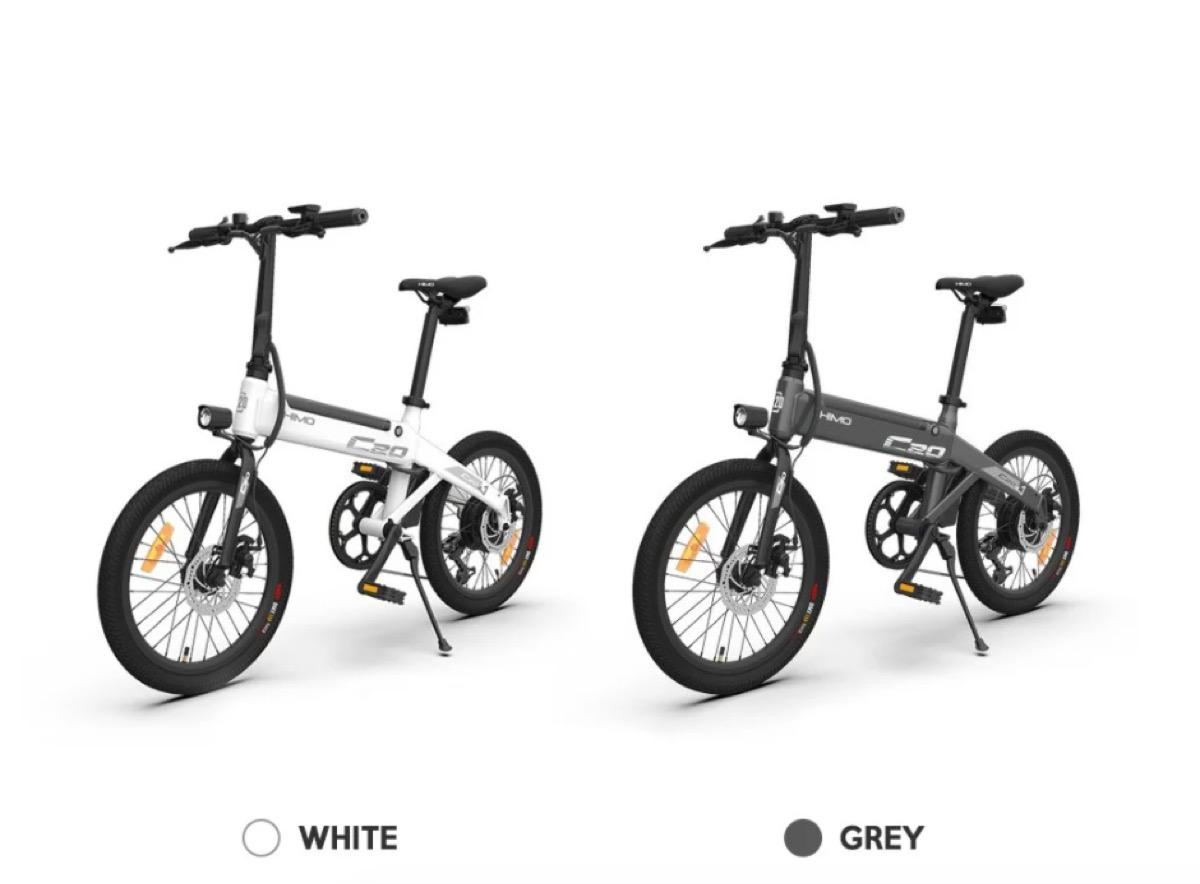 Xiaomi HIMO C20, grande offerta sulla bici elettrica