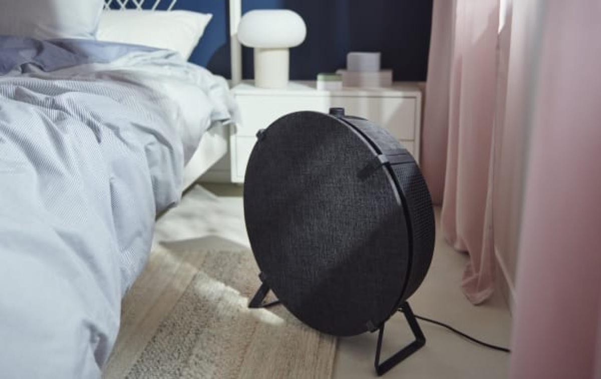 IKEA presenta il suo primo purificatore d'aria smart