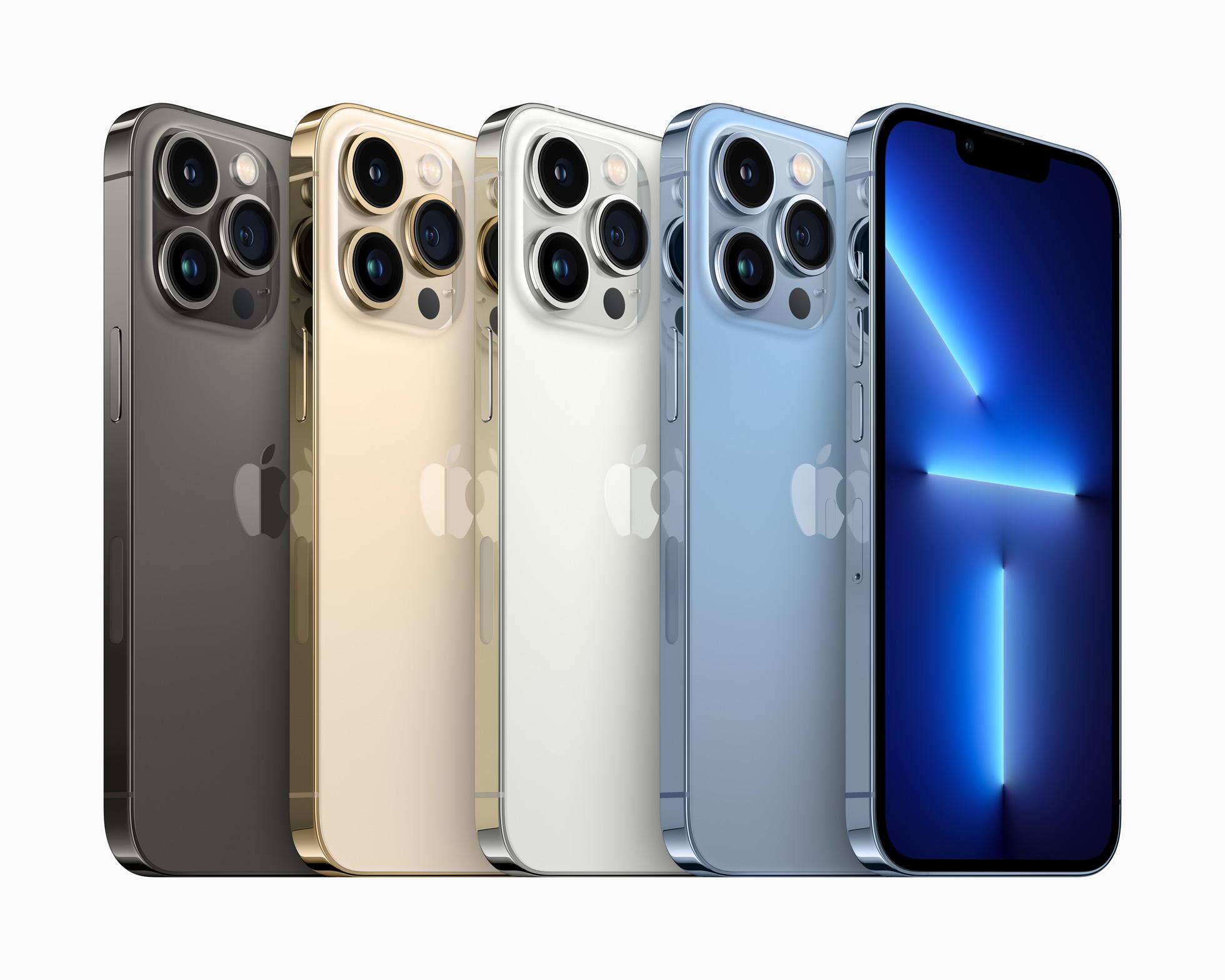 iPhone 13 Pro e iPhone 13 Pro Max, le novità in un solo articolo