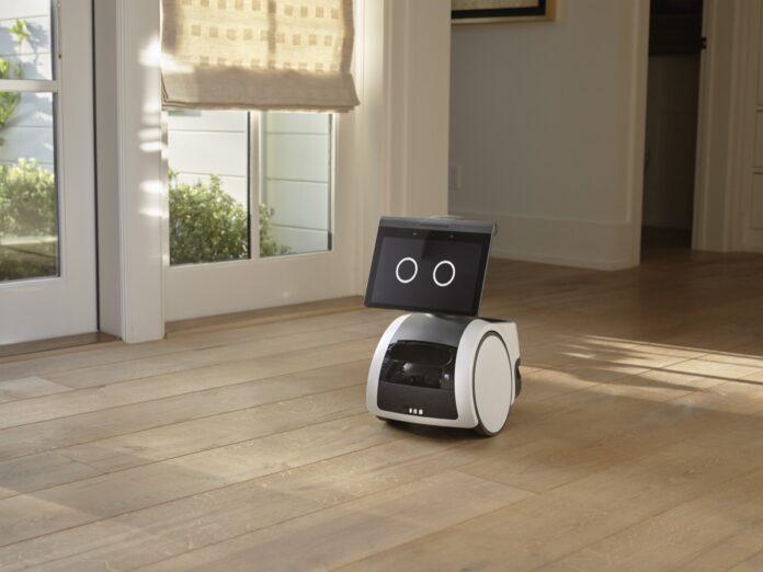 Amazon Astro è il robot Alexa che invade le case