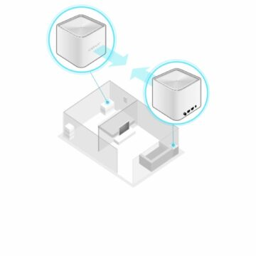 Recensione D-Link COVR-1100, sistema Home Mesh WiFi