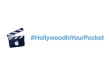 #HollywoodInYourPocket è il nuovo hashflag di Apple su Twitter