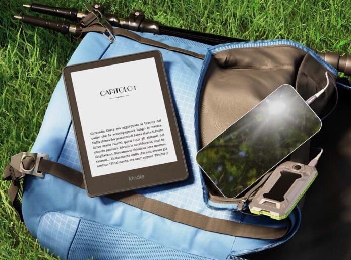 Amazon presenta i nuovi Kindle Paperwhite e Signature Edition