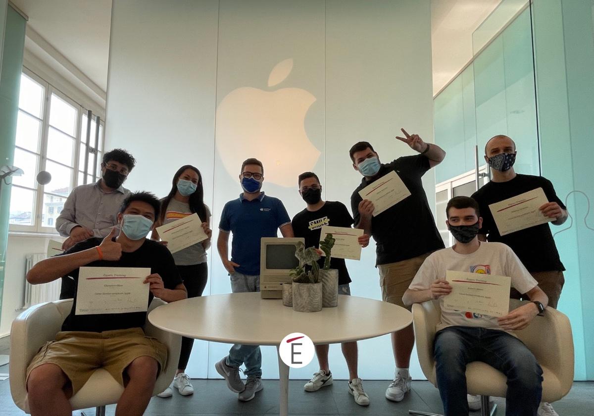Vuoi diventare Tecnico Apple di riparazione e sistemista? Scopri le nuove opportunità e iniziative di Espero