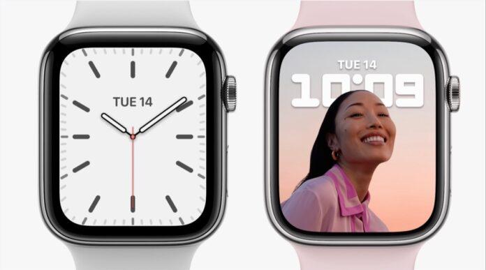 Apple lancia Apple Watch 7, non è squadrato