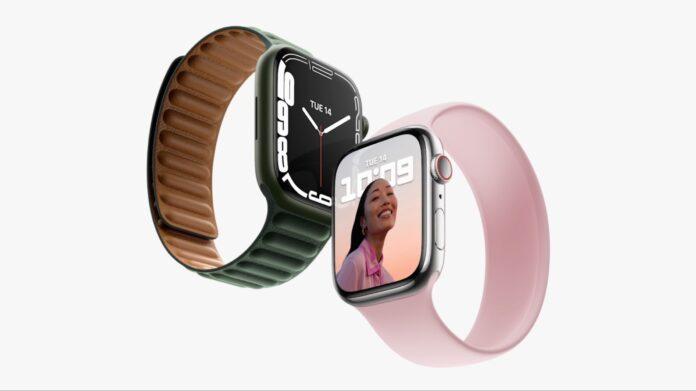 Apple lancia Apple Watch 7