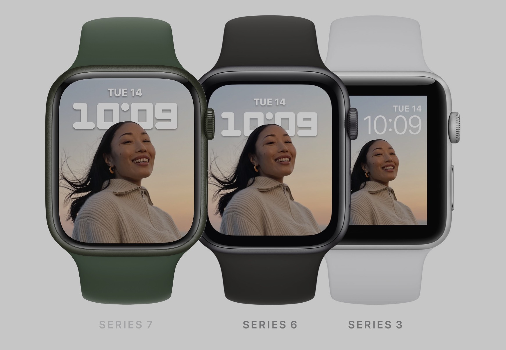 Apple lancia Apple Watch 7 con super schermo