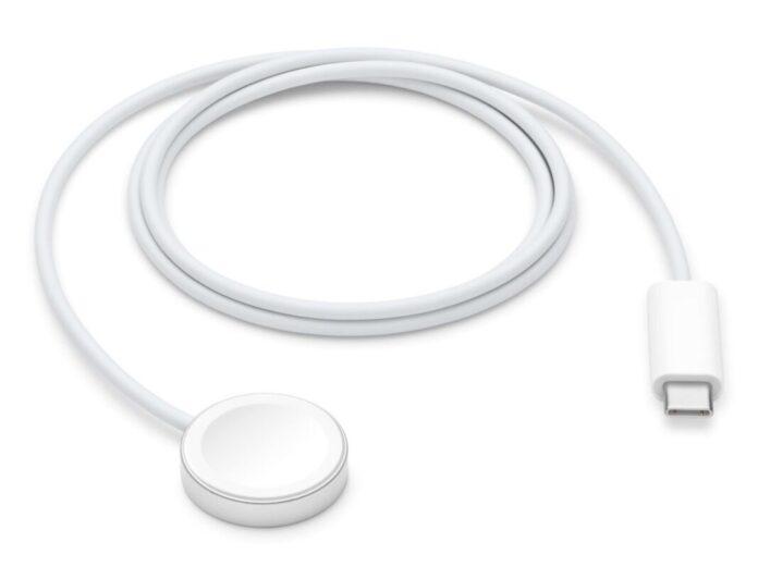 Apple Watch SE ora include il cavo magnetico USB-C