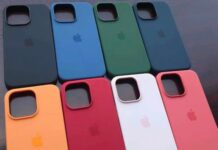 In foto le nuove cover colorate iPhone 13
