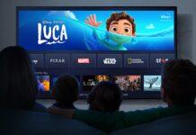Disney+ arriva sui televisori 4K Panasonic