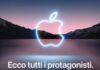 Evento Apple California Streaming del 14 settembre, ecco cosa annuncerà Apple