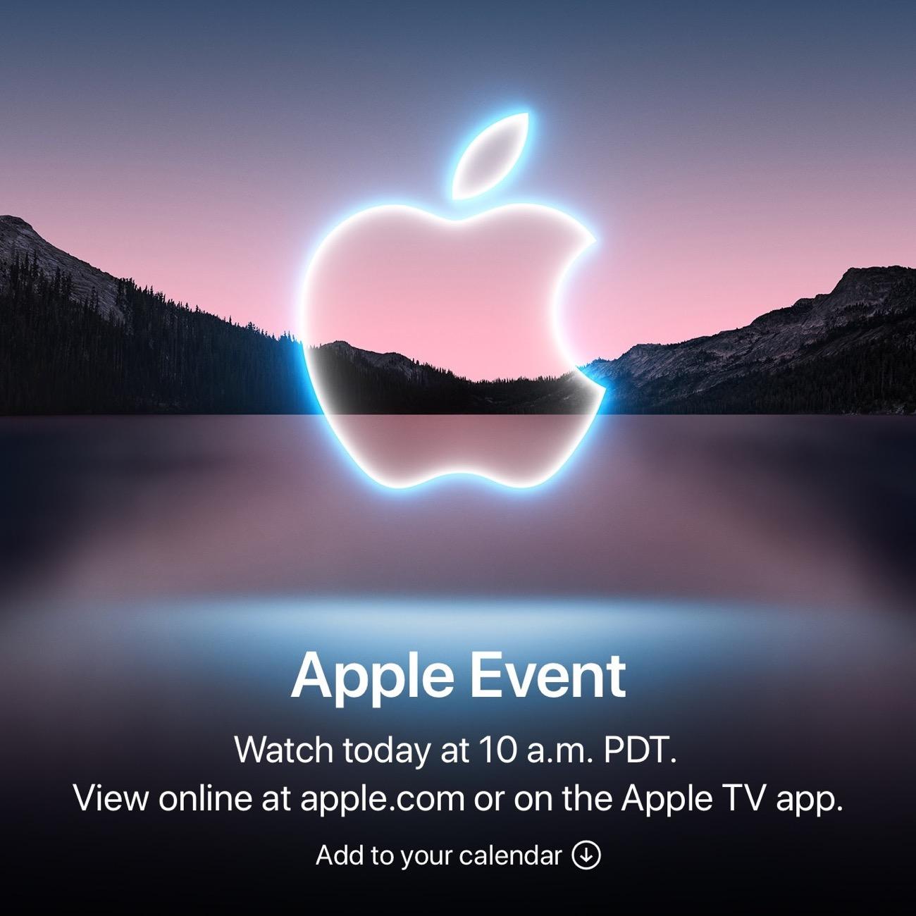 evento apple 14 settembre