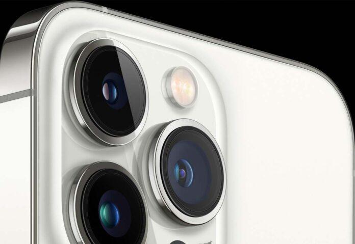 iPhone 13 Pro, la registrazione ProRes 4K solo con 256GB o superiori