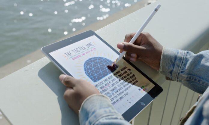 iPad 2021 è una scheggia e c'è la Apple Pencil