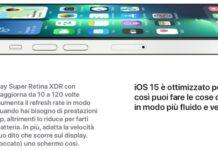 Samsung prende in giro lo schermo ProMotion di iPhone 13