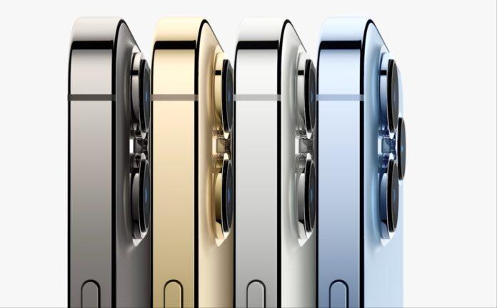 Apple presenta il nuovo iPhone 13 Pro