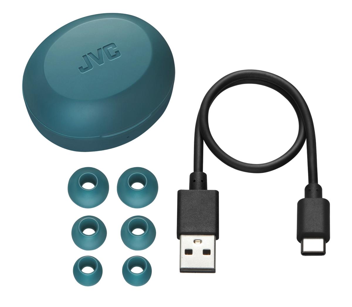 JVC Gumy Mini, gli auricolari mini sono in esclusiva su Amazon