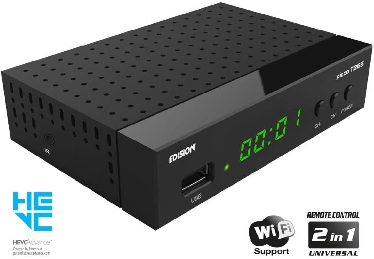 Quale decoder digitale DVB T2 acquistare