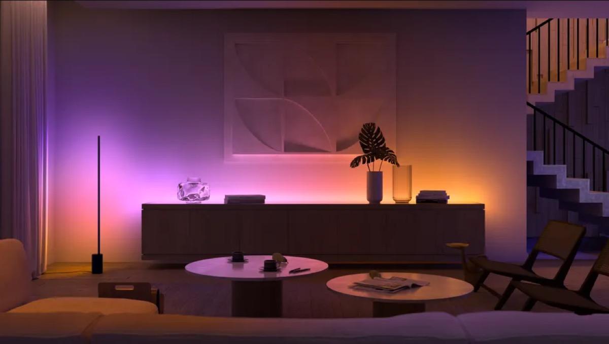Philips Hue aggiunge un sacco di nuove luci, incluso un tubo luminoso