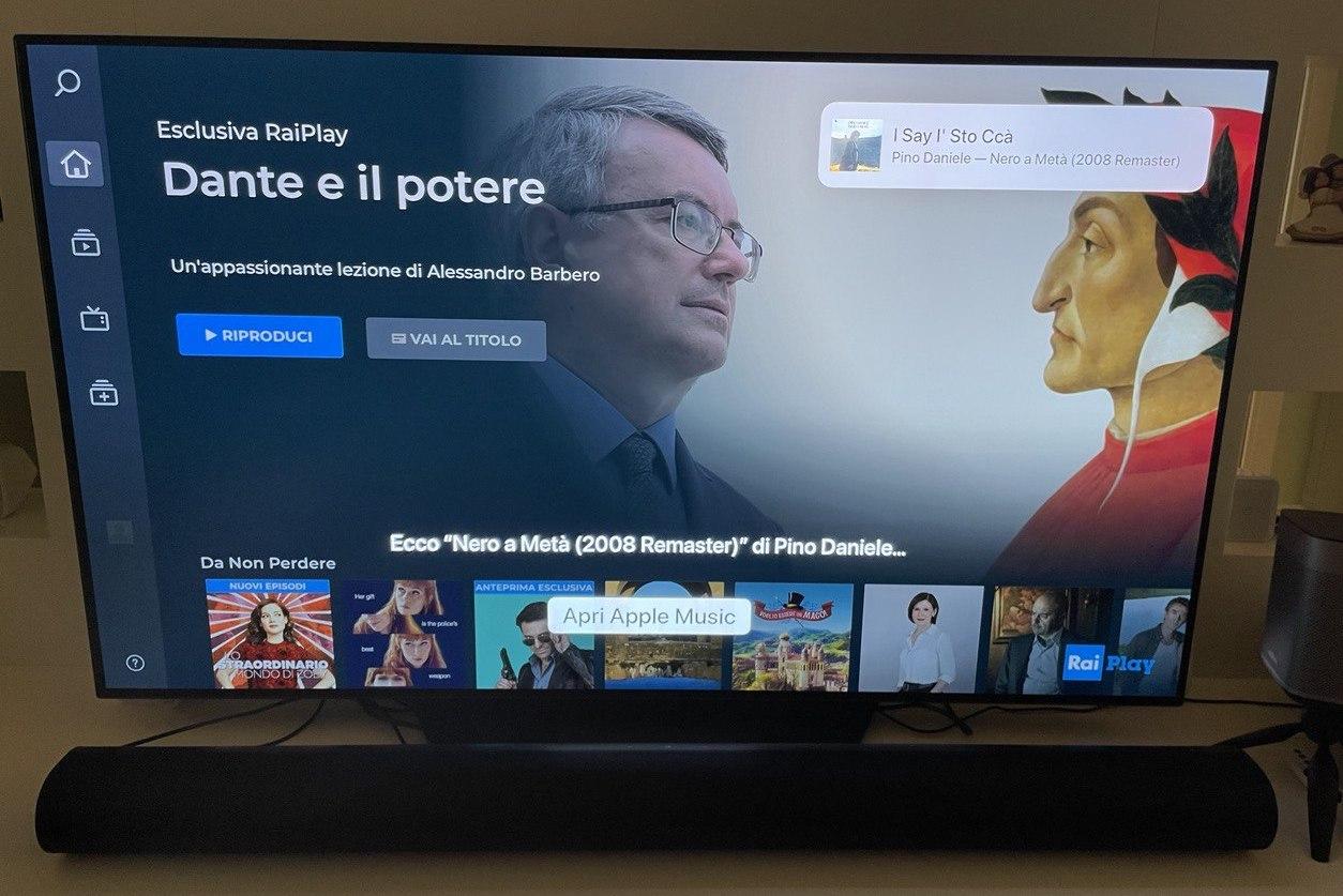 Finalmente Siri in Italiano su Apple TV e forse… su Homepod mini