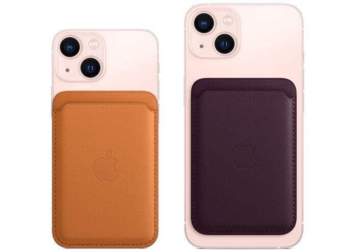 Apple Portafoglio MagSafe ora supporta Dov'è