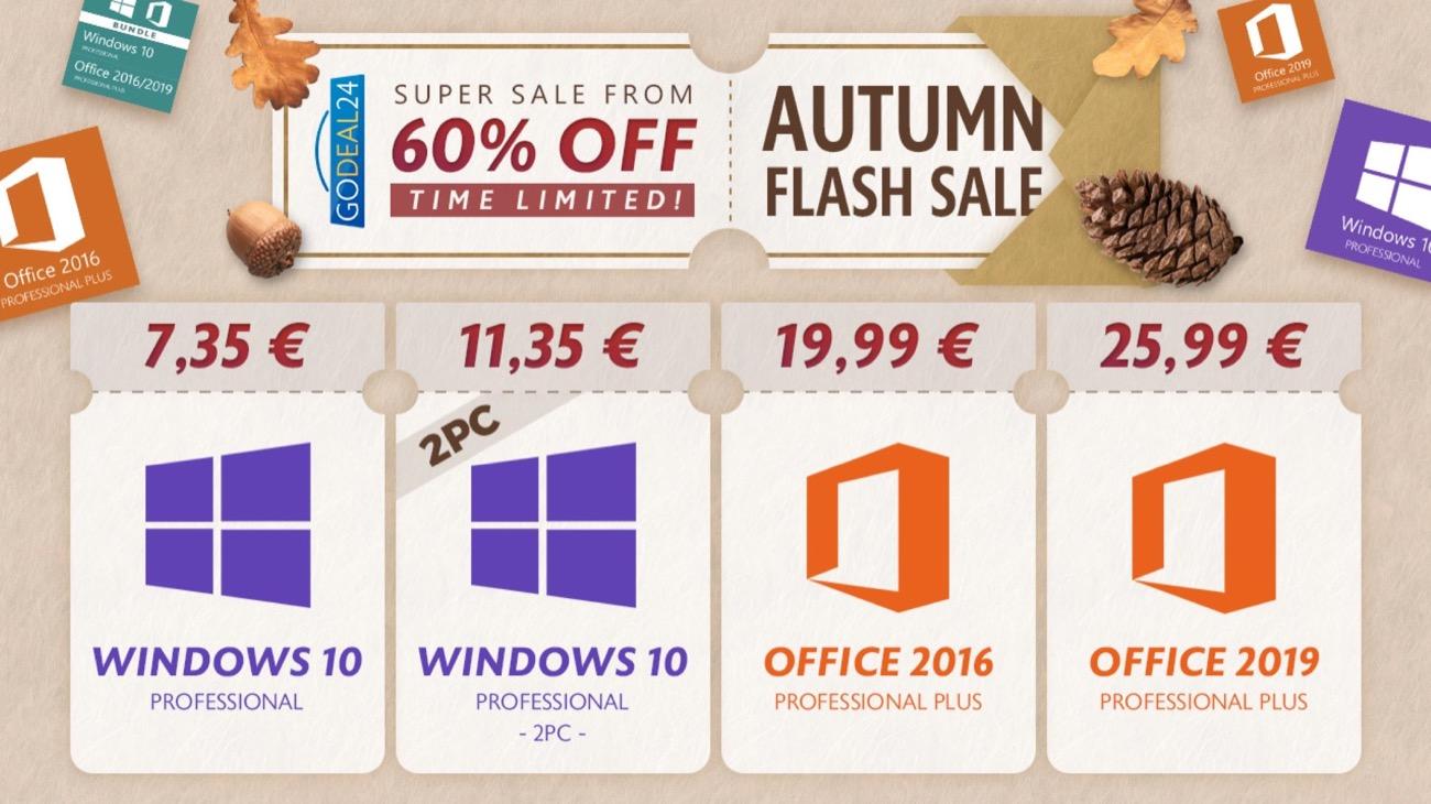 windows 10 promozione
