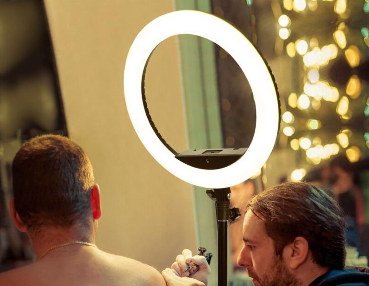 Fosoto LED Ring, un vero set per vlogger …