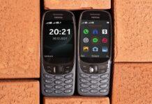 Nokia 6310 20 anni HMD 1