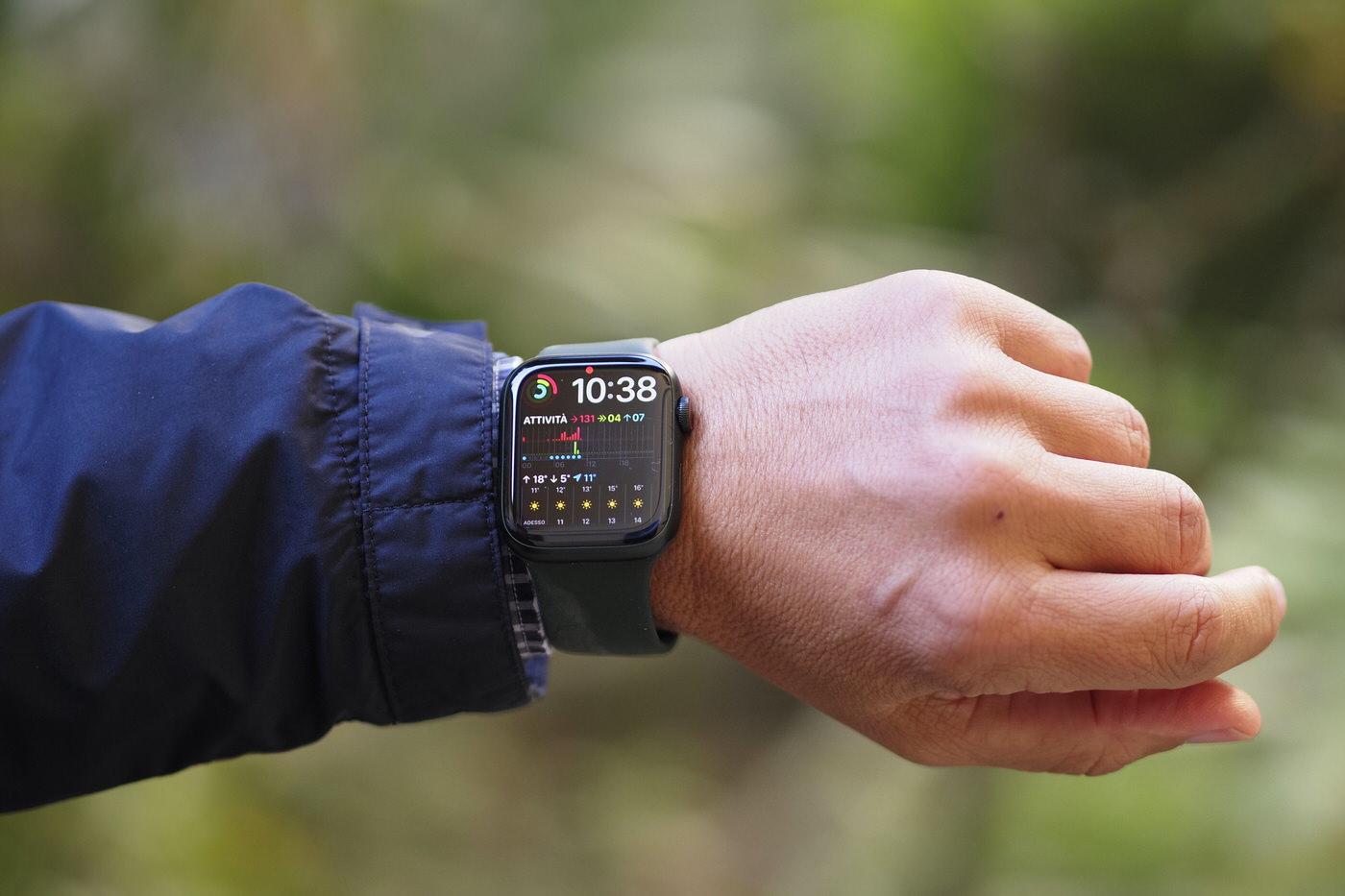 Apple Watch 7, un grande spettacolo sul  …