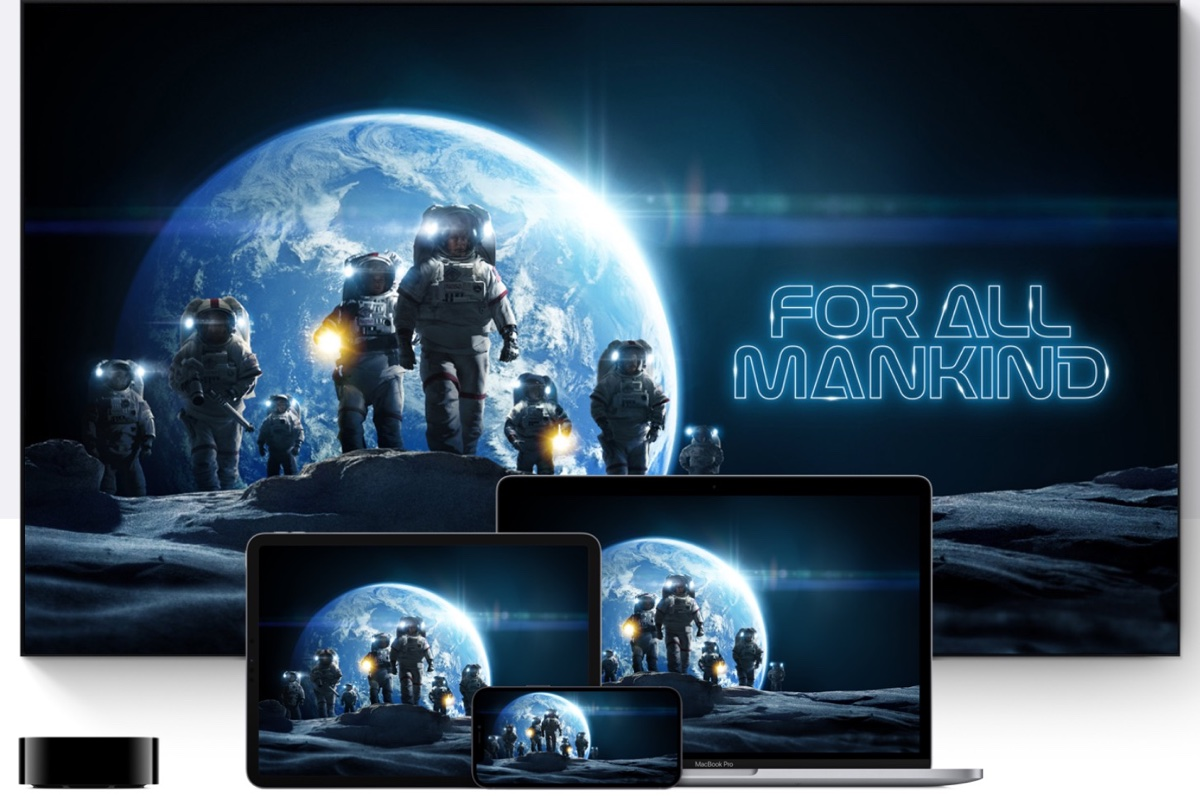 apple tv mankind serie