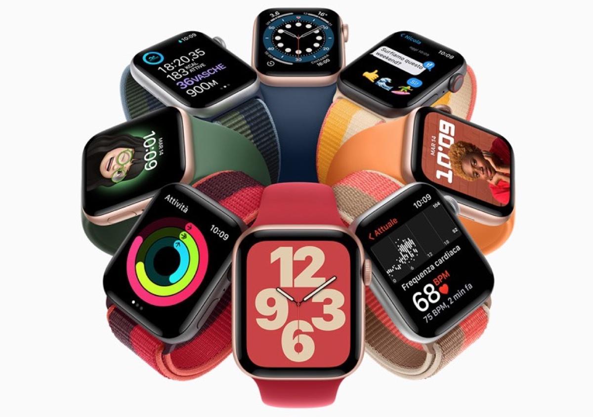 Apple in Europa domina gli indossabili nel secondo trimestre