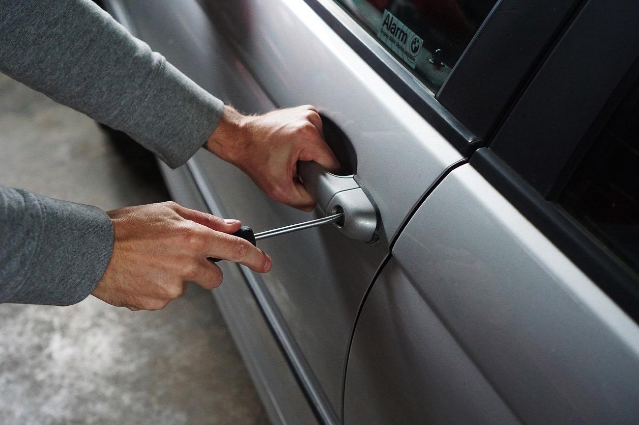 AirTag rintraccia una automobile rubata