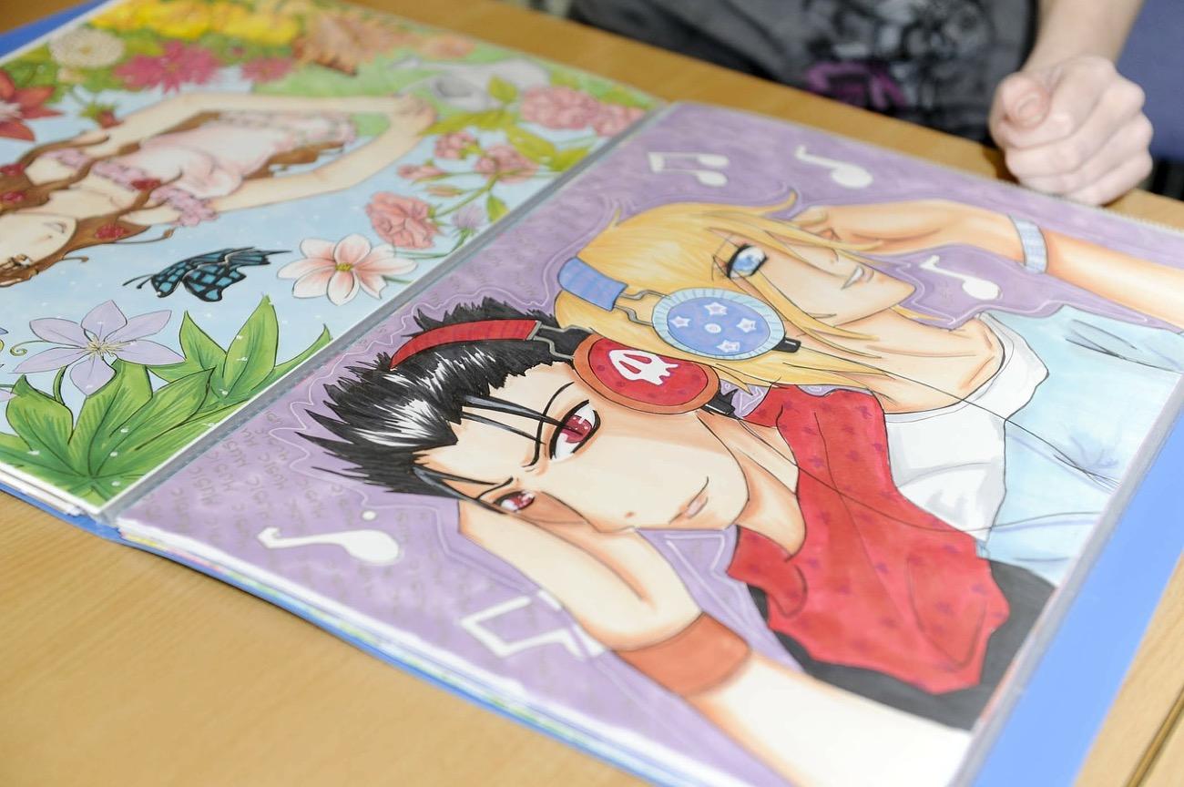 libri manga
